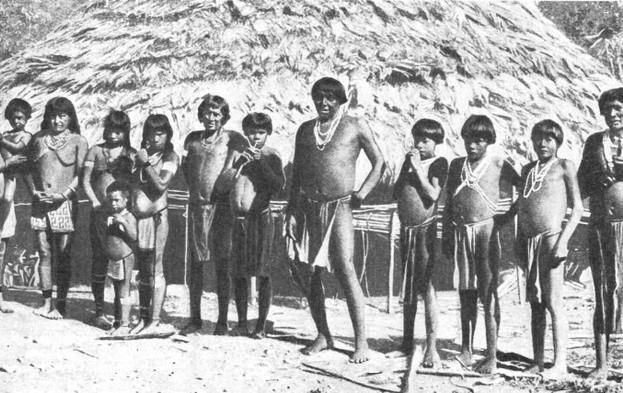 Les indiens Taino