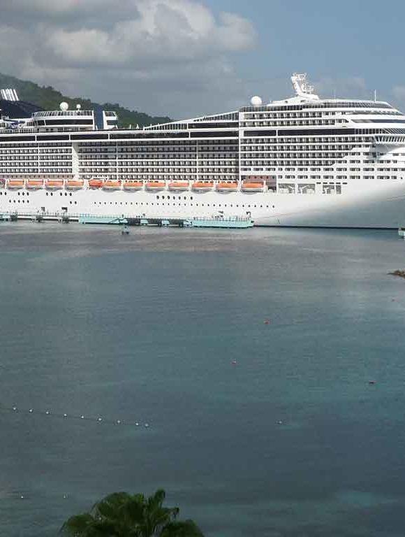 Ports de croisières à la Jamaïque – FALMOUTH
